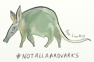 Not ALL aardvarks