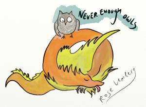 Never enough owls