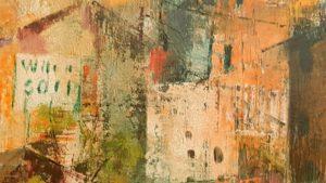 Drucilla Gault. Cityscape - detail.